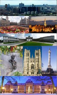 Brussels Hoofdstedelijk Gewest Image